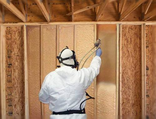 Spray Foam Insulation Contractors In New York And New