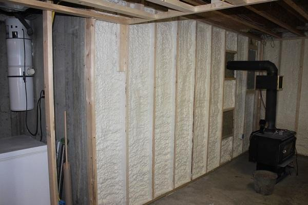 Edgewater New Jersey: Spray Foam Insulation Contractor