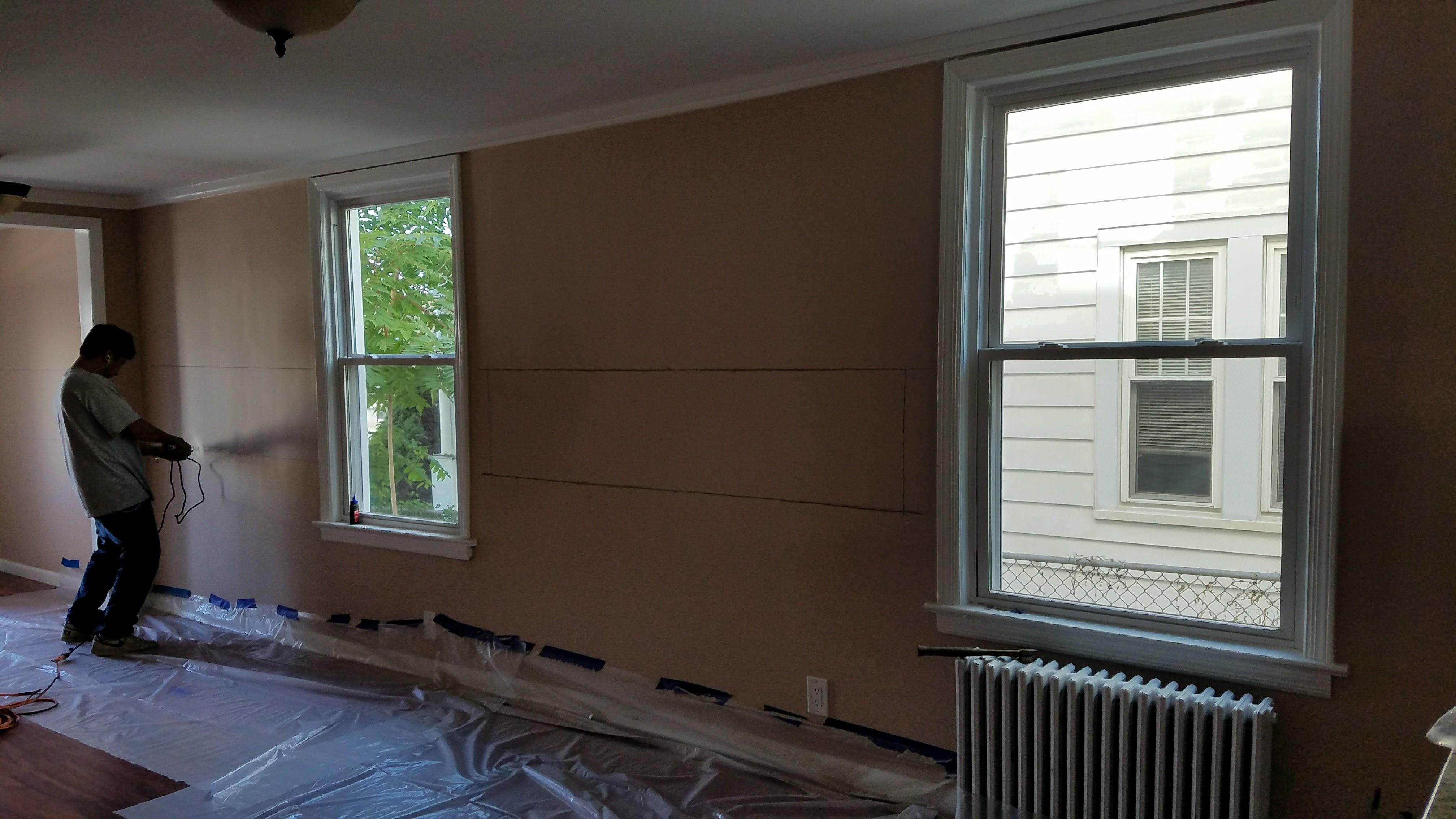 Retrofit Insulation For Exterior Walls Spray Foam Union Ave Nutley Nj 07110