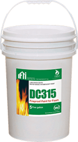 dc315 intumescent coating thermal ignition barrier
