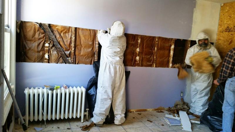 Spray Foam Insulation Contractors New York New Jersey